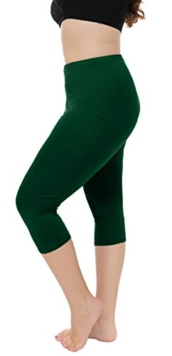 Womens Capri Leggings Length Comfortable product image