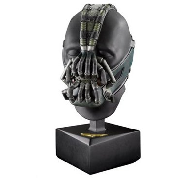 Batman Dark Knight Rises Bane Mask Replica]()