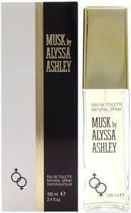 Musk Perfume by Alyssa Ashley for women Personal Fragrances