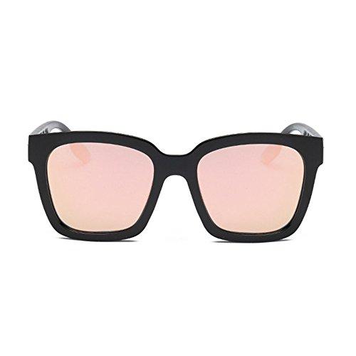 Aoligei Rondes lunettes de soleil lunettes de soleil européens et américains femmes ANTI-UV tendance rétro lunettes de soleil hommes et femmes ZWztjb6RQs