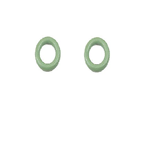 Set of 2 Audi 100 Mercedes 300E VW Fuel Injection Fuel Distributor O-Ring CRP 2430210041