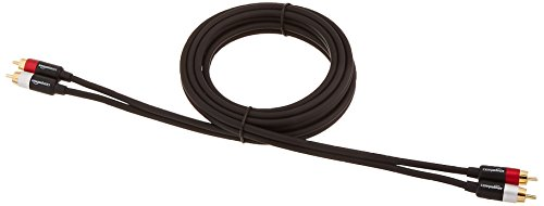 AmazonBasics 2-Male to 2-Male RCA Audio Cable - 8-Feet, 10-Pack by AmazonBasics (Image #4)