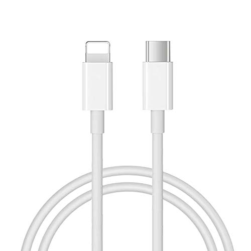 Apple MFi Certified Lightning to USB-C Cable 3ft Charge USB-C Cable with Lightning Connector Type C to Lightning iPhone USB-C Cable for iPhone Xs XS Max XR X MacBook iPad and More