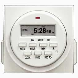 Digital 15-Amp AC Outlet All-Purpose U8 Timer