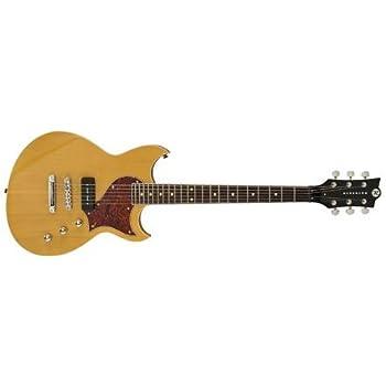 reverend sensei jr electric guitar vintage clear musical instruments. Black Bedroom Furniture Sets. Home Design Ideas