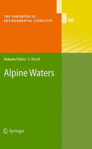 Alpine Waters (The Handbook of Environmental Chemistry)