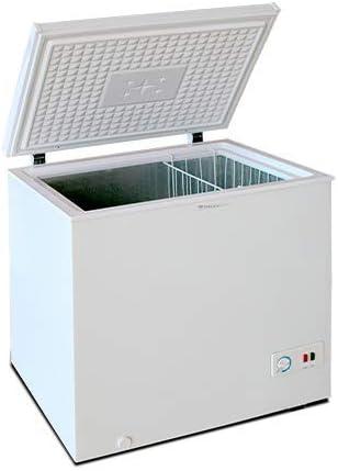 Congelador Arcón MILECTRIC Horizontal (Blanco) A+ 42litros - Dual System - 4**** (142L)