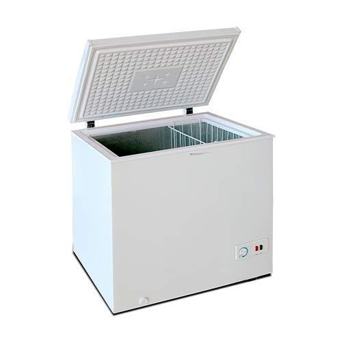 Congelador Arcón MILECTRIC Horizontal A+ (Control de temperatura mecánico, Congelador 4****, Cesta Interior)