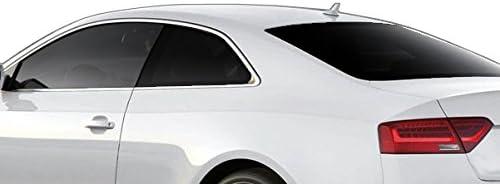 Variance Auto Tinted Films for Car Complete Kit Back Black 05 Front Black 35
