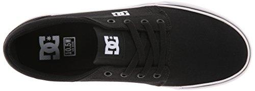DC Trase TX J Shoe BKW - Zapatilla Baja Mujer multicolor - Mehrfarbig (BLACK/WHITE- BKW)