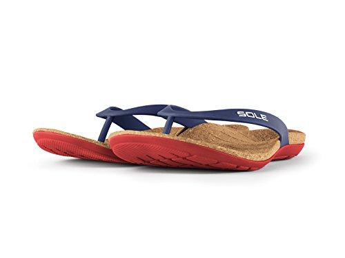 Sole Beach Flip - Sandali Da Uomo Con Cinturino Al Centro