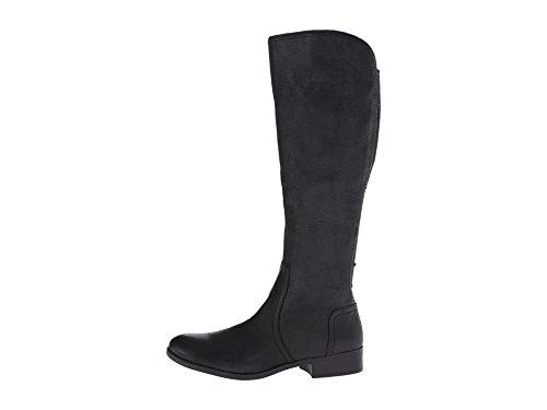 Randee High Women's Winter Knee Haze Jessica Boot Wide Simpson Calf Black Sx47EEnIaq