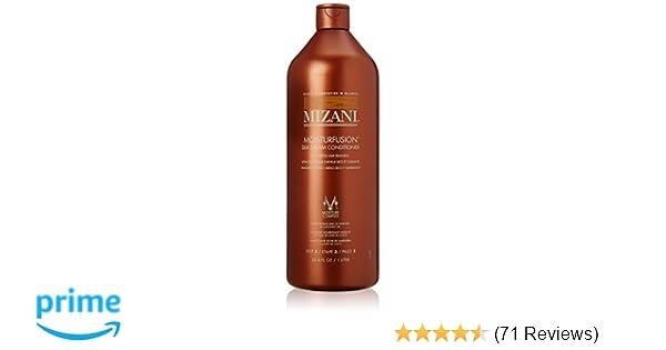 Amazon.com : Mizani Moisturfusion Silk Cream Conditioner, 33.8 Ounce : Standard Hair Conditioners : Beauty