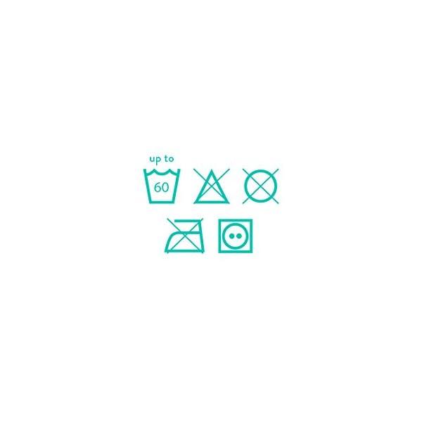 Bambino Mio, mioduo pannolino lavabile in due pezzi, tracce di savana, taglia 1 (<9 kg) 5