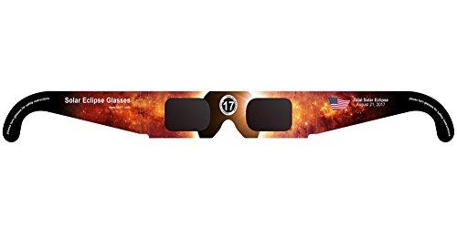 Sunfilter Glasses (Eclipse Glasses, 10-Set) by TSE17, Total Solar Eclipse 2017. … by TSE