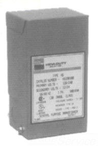 """SolaHD HS1F750B Non-Ventilated Automation Transformer, 1 Phase, Encapsulated, 0.75 kVA, 240/480V - 120/240V, 3.13/1.56 Amp, 60 Hz, 10"""" Height, 6"""" Width, 5"""" Length, Rolled Steel"""