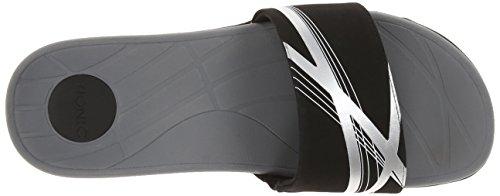 Vionic by Orthaheel - Sprint - Women's Slides Black HhuwnT