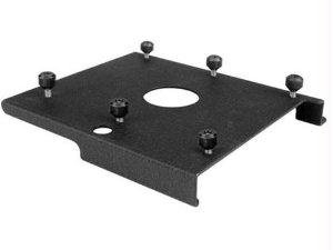 Chief Manufacturing Custom And Universal Projector Interface Bracket For Rpa Projector Mounts - By