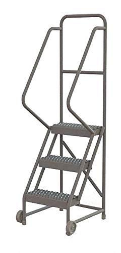Tri-Arc KDTF103162 - Tilt and Roll Ladder 3 Step Serrated