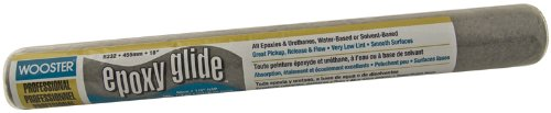 wooster-brush-r232-18-1-4-inch-nap-epoxy-glide-roller-cover-18-inch