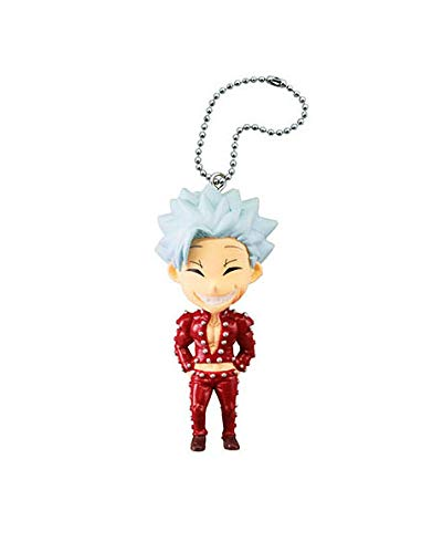 The Seven Deadly Sins Mascot Figure Keychain - Ban