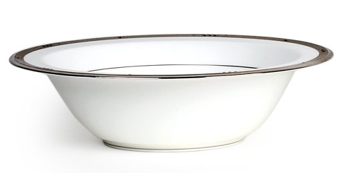 (Noritake Chatelaine Platinum Round Vegetable Bowl)