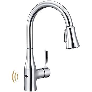 Flow Motion Sensor Kitchen Faucet Original Touchless Design