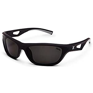 Zeal Optics Unisex Emerge Black W / Polarized Dark Grey Lens Sunglasses