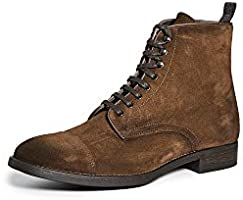 To Boot New York Men's Richmond Suede Lace Boots