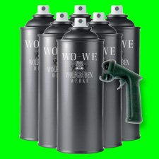 5,83€/L - 6x400ml Teerentferner mit Spraydosengriff