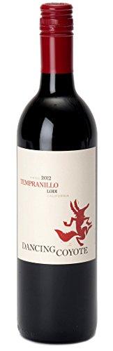 2012 Dancing Coyote Lodi California Tempranillo 750ml Wine - Was A Tempranillo Wine
