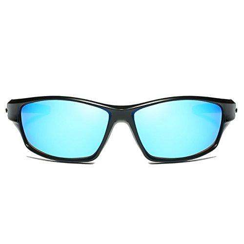 Classique D620 JULI de Sport Homme Femme Polarisées soleil Lunettes Noir Bleu Mode OqwtrFwz