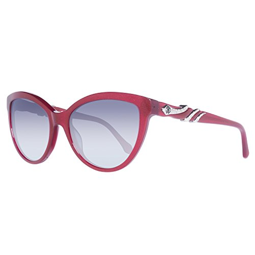 (ROBERTO CAVALLI Sunglasses RC878S 68W Red/Other / Gradient Blue 55MM)