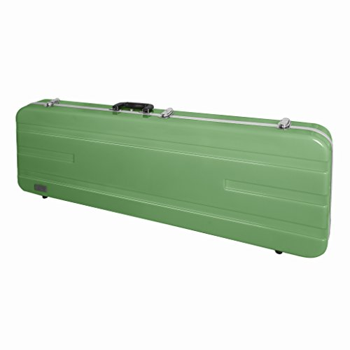 Electric Guitar ABS Hard Case Spring Green by Phitz