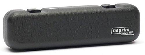 Negrini Cases 5008/4878 Scope Case, Black/Red