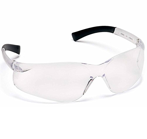 Ear Combat Arms (Ultimate Arms Gear Working On Site Construction Clear Frame Lens Safety Glassess Eye Eyewear Protection Protective Fold-Away)