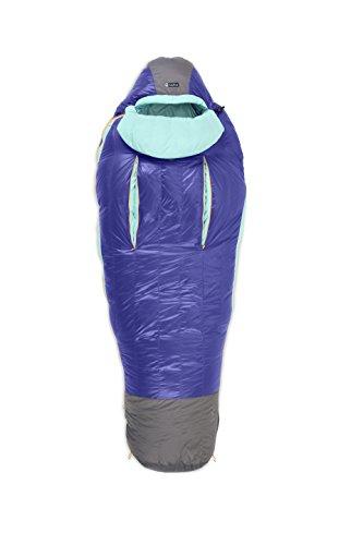 Nemo Women's Cleo 15-Degree Down Mummy Sleeping Bag