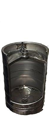 Keg Urinal - polished