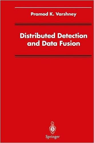 Meilleur téléchargement de livres gratuits DISTRIBUTED DETECTION AND DATA FUSION FB2
