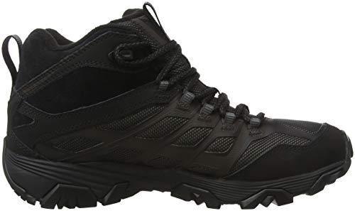 High Merrell FST Hiking Rise Thermo Moab Black Boots Black Women's Ice Black qRRrXgw