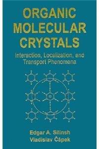 molecular crystals - 4