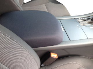 Auto Console Covers- Compatible with The Porsche Cayenne 2005-2008 Center Console Armrest Cover Waterproof Neoprene Fabric- -