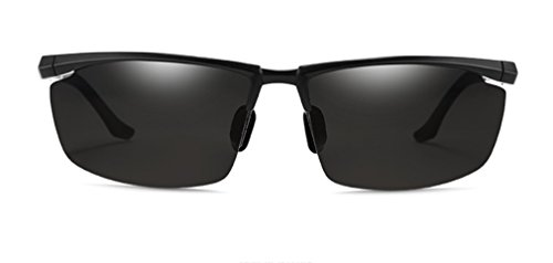 C antideslumbrante Sol Gafas Solar de C Protección de Conduce con Gafas polarizadas Visera Hombre Que Sol MOQJ 1qXpwzan