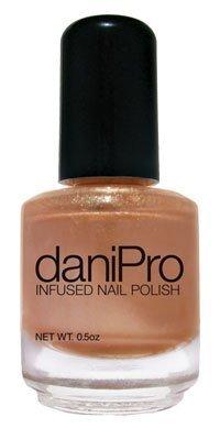 1156009 PT# MOCHA Nail Polish DaniPro Anti-Fungal Mocha B...
