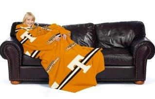 - Northwest NCAA Tennessee Volunteers Tennessee Orange Striped Comfy Throw