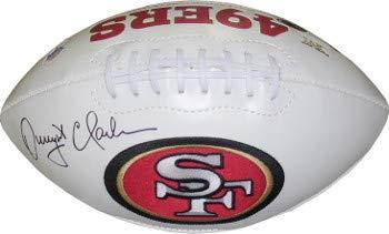 130d0cbc2 Dwight Clark San Francisco 49ers Autographed Items