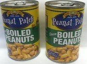 - Peanut Patch Green Boiled Peanuts Two -13.5 Oz. Cans