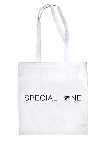 Special One Jutebeutel White