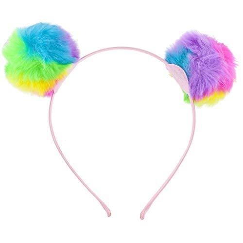 Panda ears headband