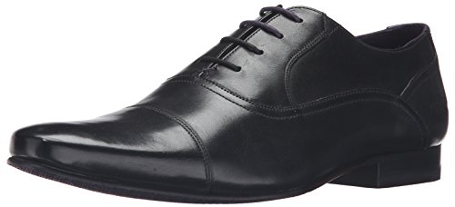 Ted BakerRogrr 2 - Zapatos Planos con Cordones Hombre, Negro (Negro), 42